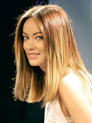 One Length Medium Hair Square Face Hairstyles One Length Hair One Length Haircuts