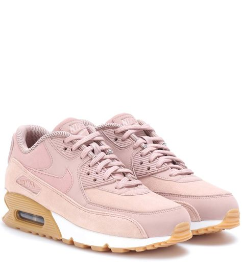 new arrival 76487 4d0ce NIKE Air Max 90 SE leather sneakers. #nike #shoes # | Nike in 2019 ...