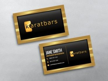 Karatbars Business Cards Free Shipping Free Business Cards Printing Business Cards Cards