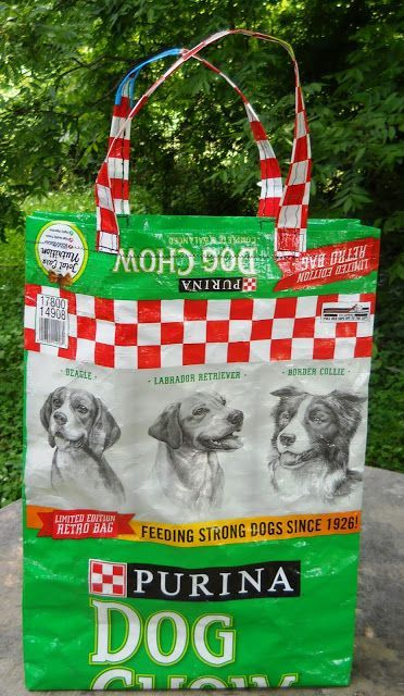 Interesting Facts About Natural Life Dog Food Plastic Bag Crafts