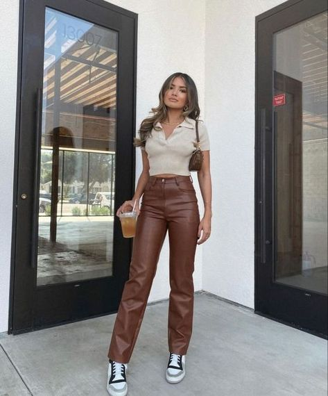 Adrette Outfits, Cute Casual Outfits, Retro Outfits, Stylish Outfits, Fall Outfits, Summer Outfits, Trouser Outfits, Evening Outfits, Urban Outfits