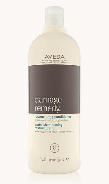 Damage Remedy Restructuring Conditioner Best Conditioner For Damaged Hair Aveda Shampoo For Damaged Hair Hair Strengthening Shampoo