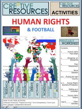 Human Rights Activity Pack High School Activities Team Building Activities Teaching Resources