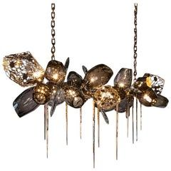 Pin by Ali Ershadi on Chandeliers in 2020 | Glass chandelier