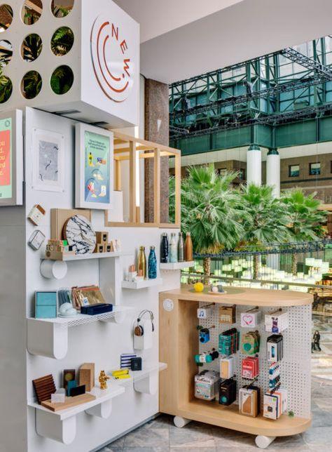 En Bois Mural Fixation Bureau Photo Stand Frame Holder Home Office Decor