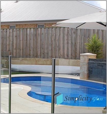 Factors To Be Considered When Hiring Technicians For Installing Glass Pool Fencing Glass Pool Glass Pool Fencing Pool Fence
