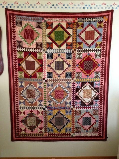 Humble Quilts: More Autumn Decor