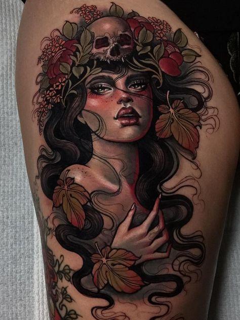 Stomach Tattoos, Head Tattoos, Badass Tattoos, Body Art Tattoos, Cool Tattoos, Portrait Tattoos, Ink Master Tattoos, Forearm Tattoos, Tatoos