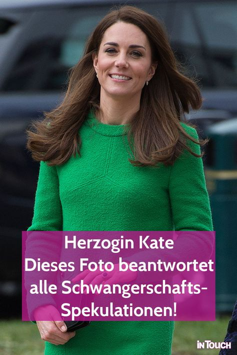 Herzogin Kate: Dieses Foto beantwortet alle Schwangerschafts-Spekulationen! #herzoginkate #catherine #herzoginvoncambridge #royals #news #stars #promis #kensingtonpalast #intouch
