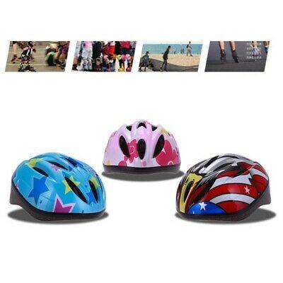 Kids Childrens Boys Girls Safety Helmet For Bike Bicycle Skate Board Scooter