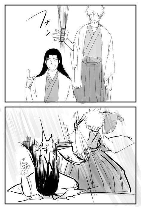 Naruto// Hashirama and Tobirama Senju Naruto Kakashi, Madara Uchiha, Boruto, Naruto Anime, Naruto Comic, Naruto Cute, Naruto Shippuden Sasuke, Naruhina, Sasunaru