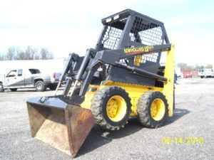 Hydraulic New Holland Ls120 Skid Steer Loader Parts Pdf Manual