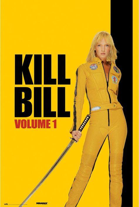 Kill Bill - Volume 1 - Poster