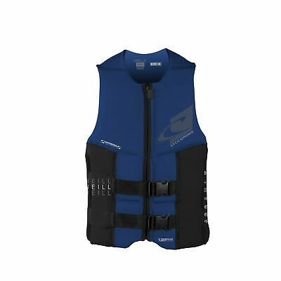 Advertisement Ebay O Neill 41 To 43in Xl Water Ski Wakeboard Life Jacket Vest Blue Open Box Life Jacket Wakeboarding Water Skiing