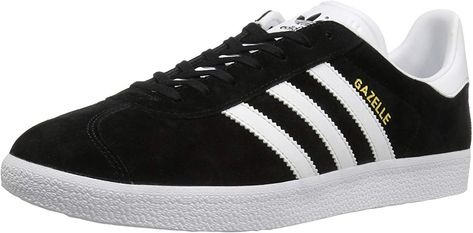 | Adidas Originals Men's Gazelle Lace up Sneaker