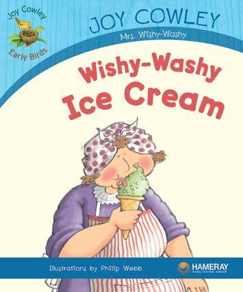 Wishy Washy Ice Cream Single Copy Early Readers Joy Bird Book