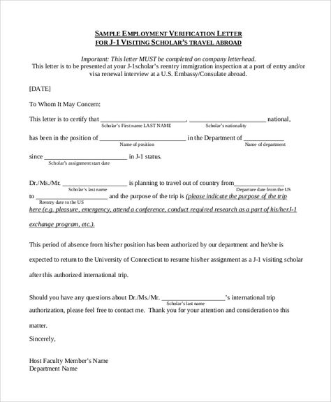 appointment verification letter sample employment confirmation - employment verification letters