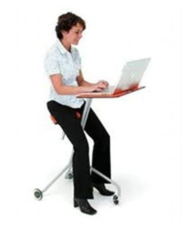 21 Examples Of Bizarre Furniture Mobile Desk Cool Office
