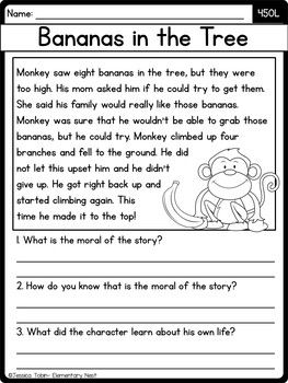 Recount Or Story Retell 2nd Grade Rl 2 2 With Digital Learning Links Rl2 2 Reading Comprehension Worksheets Reading Comprehension Teaching Reading Comprehension Free second grade reading worksheets