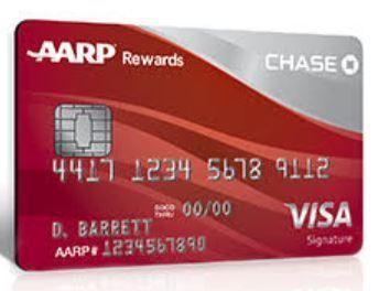 Aarp Visa Chase Aarp Visa Credit Card Login Online Aarp Visa