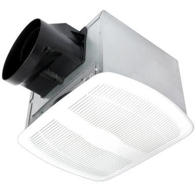 Air King Humidity Sensing White 100 Cfm 1 0 Sone Ceiling Bath Fan Mold In Bathroom Bathroom Exhaust Fan Energy Star
