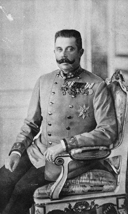 Archduke Franz Ferdinand of Austria (1863 – 1914). On 17 August 1913, the  Emperor promoted Franz Ferdinand to inspector … | Ferdinand, History,  Historical pictures