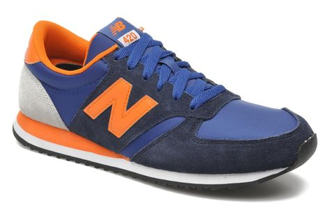 new balance u420 bleu homme