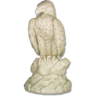 Hunting Eagle Garden Statue   F7217EAGLEHUNTER | Garden Statues And Products