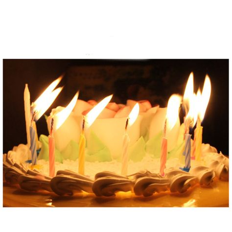 Creative Funny Relighting Magic Candle Trick Birthday Cake Party Gag Joke