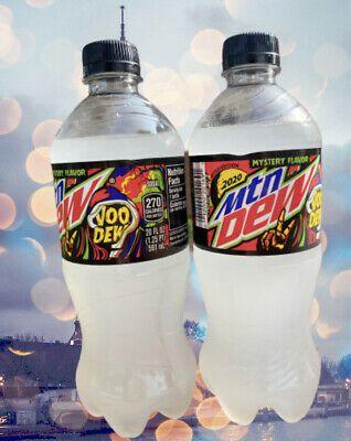 Mountain Dew Voodew 16 Ozs 1 Bottle 2020 New One