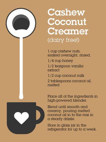 Cashew Coconut Creamer | Bulu Box - sample superior vitamins and supplements