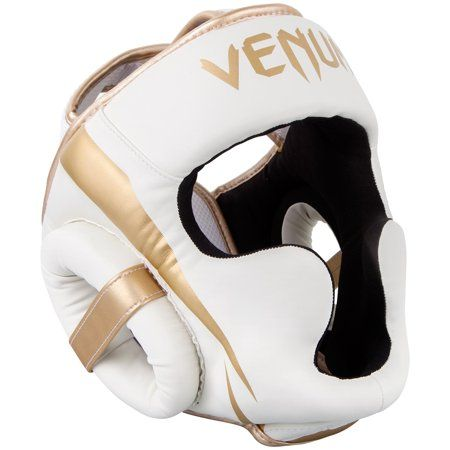 Venum Challenger 2.0 Skintex Leather MMA Headgear Black//Neo Yellow