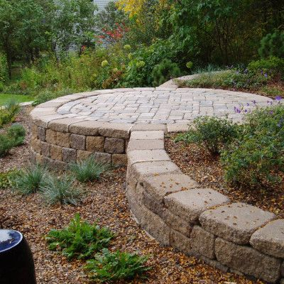 Pro S Touch Landscaping Complete Landscape Design And Installation Hardscaping Hardscape Brick Garden Edging Landscape Design
