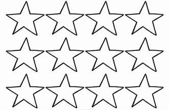 photograph relating to 50 Star Stencil Printable called Picture consequence for American Flag 50 Superstars Template Mattress