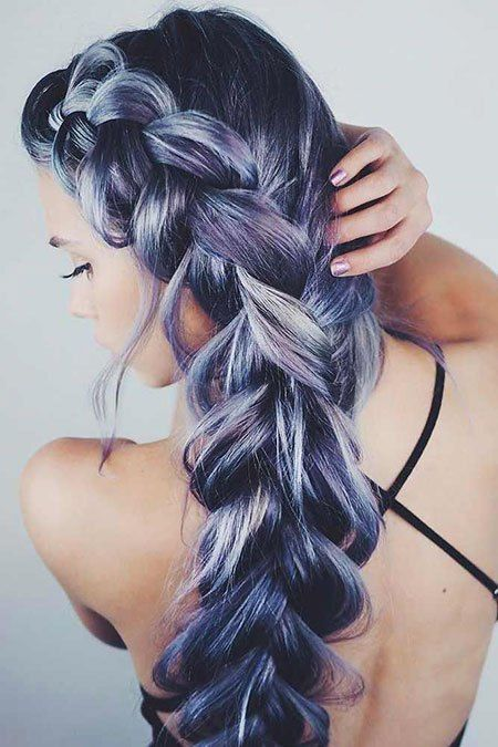 15 Easy Hairstyles For Long Thick Hair Hair Easy Hairstyles