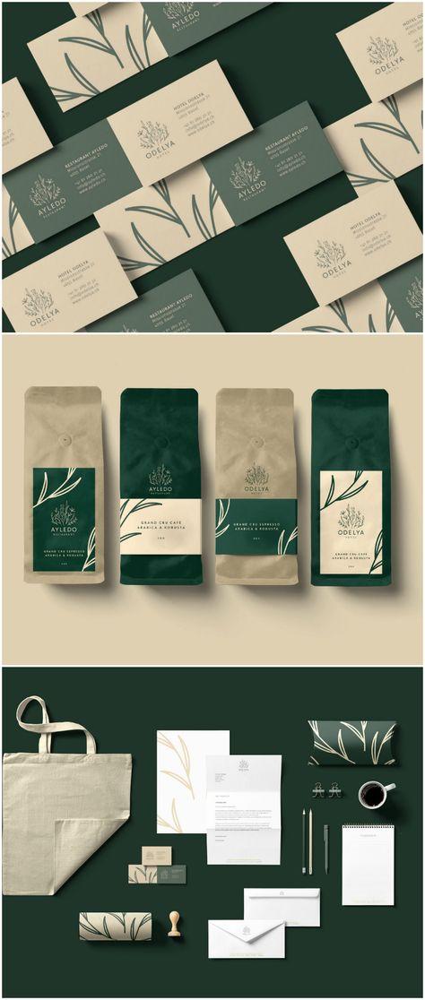 Branding for Hotel ODELYA - World Brand Design Society