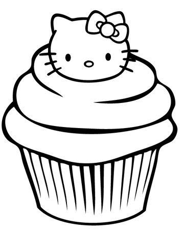 Pin By Dotan Arbeli On גלידה Hello Kitty Coloring Kitty Coloring Hello Kitty Colouring Pages