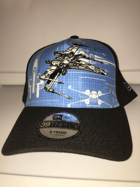 Star Wars X-Wing New Era A Frame Hat