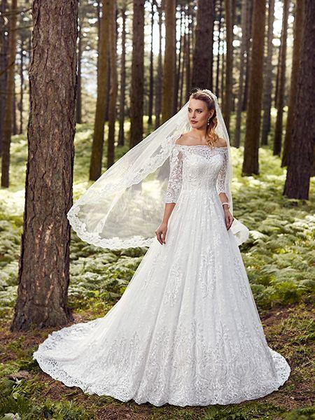 Découvrez La Robe De Mariée Bruxelles Magnifique Robe