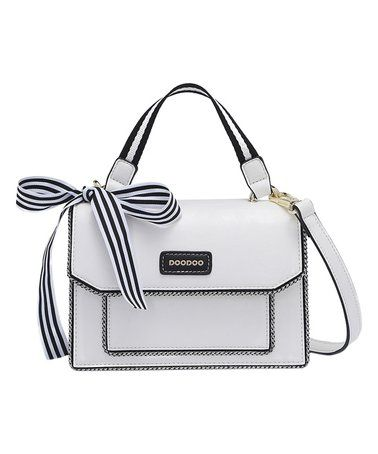 Another Great Find On Zulily White Chain Trim Bow Fold
