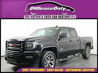 Ebay Advertisement 2017 Gmc Sierra 1500 Double Cab Slt 4x4 Off