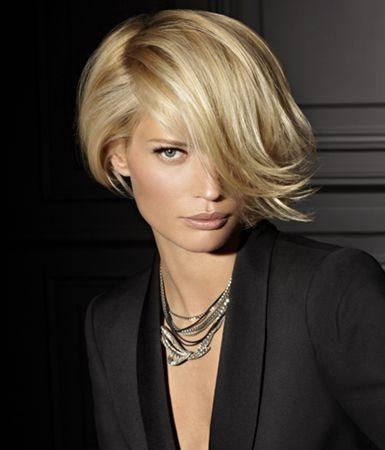 Medium Length Asymmetrical Hairstyles