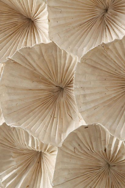 Dried Flower Illuminators - Anthropologie's Dandelion Orbit Chandelier Evokes Understated Elegance (GALLERY)