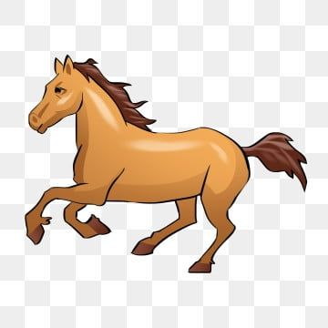 Wild Animal Horse Illustration Horse Clipart Cute Cartoon Animal Cute Animal Png Transparent Clipart Image And Psd File For Free Download Cute Animal Clipart Cute Cartoon Animals Animals Wild