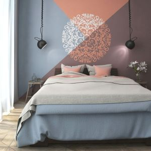 33 Best Geometric Wall Art Paint Design Ideas33decor Decoracao