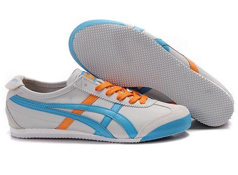 ca0e8e4dd676 Onitsuka Tiger Mexico 66 Shoes (Light Grey  Moonlight  Orange)   onitsukatiger