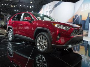 2019 Toyota Rav4 Pictures Price And Release Date Best New Cars