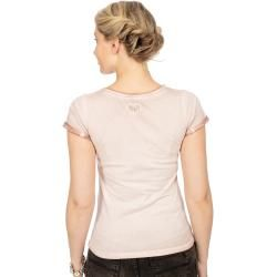 T Shirt P17 Josefine Altrosa Marjo In 2020 T Shirt Shirts Und Altrosa