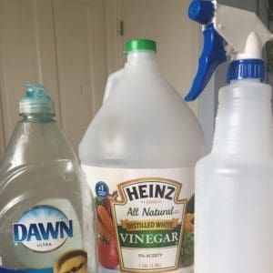 Miracle Tub And Shower Cleaner Bathroom Cleaner Vinegar Vinegar Cleaning Diy Bathroom Cleaner