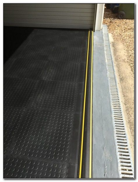Garage Door Curb Ramp Check More At Https Sajadahindonesia Com Garage Door Curb Ramp Garage Door Threshold Garage Doors Door Thresholds